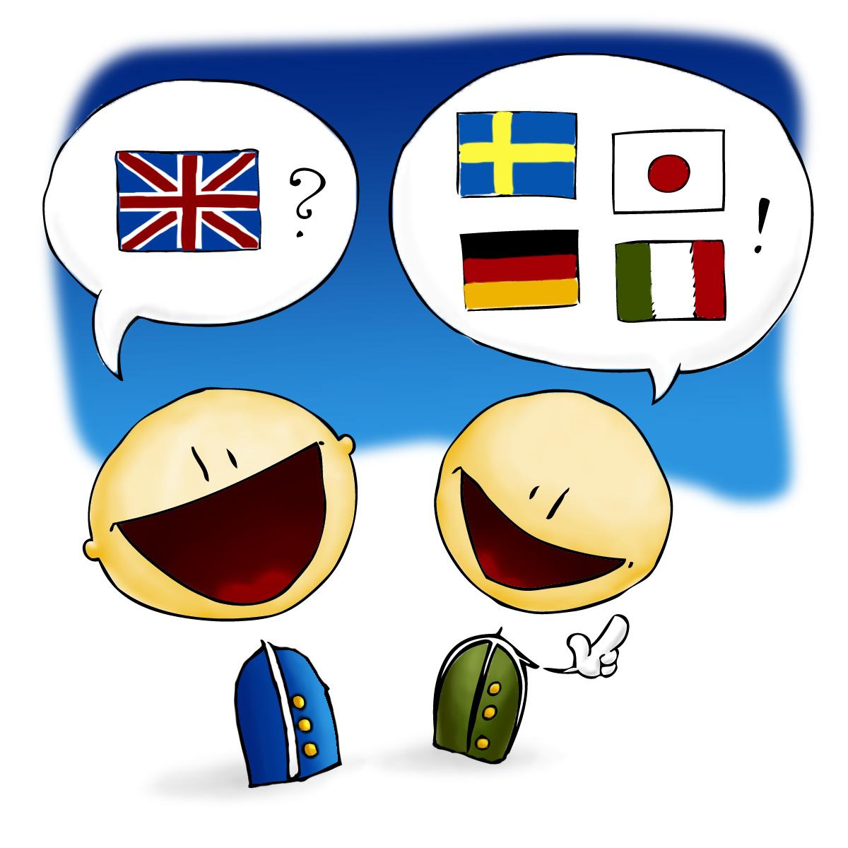 Le lingue e i bambini
